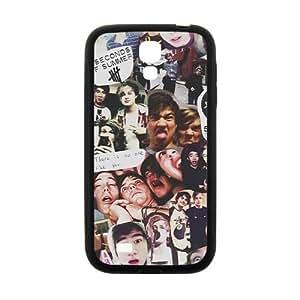 DAZHAHUI Mischievous 5 SOS Cell Phone Case for Samsung Galaxy S4