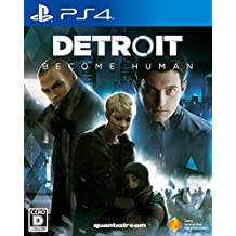 Detroit Become Human SONY PS4 PLAYSTATION 4 JAPANESE VERSION