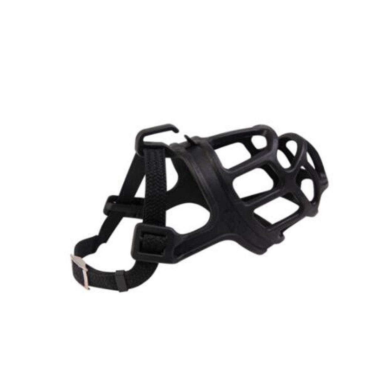 HENGTONGTONGXUN Pet Dog Mouth Adjustable Dog Mouth Cover S/M/L/XL (Size : XL)