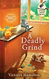 contemporary kitchen cabinets A Deadly Grind (A Vintage Kitchen Mystery)