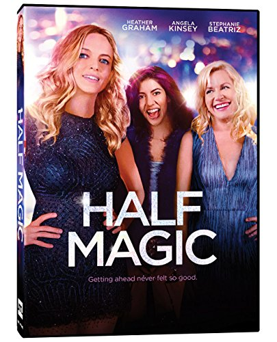 DVD : Half Magic (Widescreen, Dolby, AC-3)