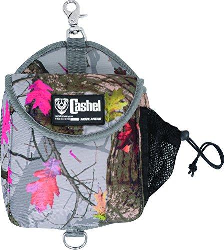 Cashel Snap-on Lunch Bag Horse Saddle Accessory - Color Choice: Black, Brown or Hot Leaf (Hot Leaf)