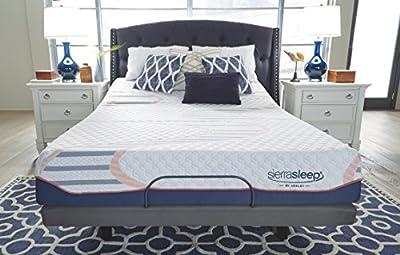 Ashley Furniture Signature Design - Sierra Sleep - MyGel Queen Mattress