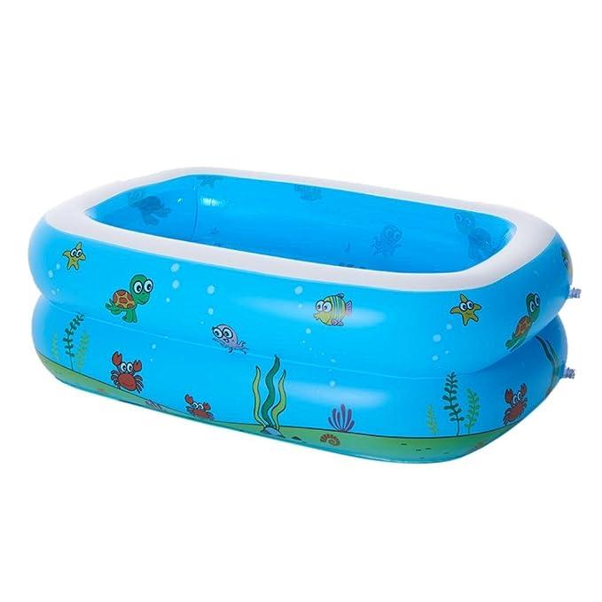SO-buts - Centro de natación Familiar, Hinchable, Piscina con Kit ...