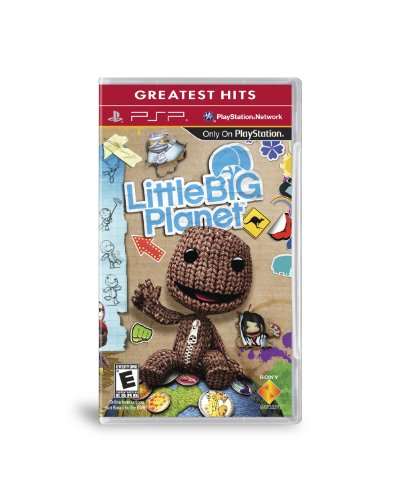 Little Big Planet Community Costumes (Little Big Planet - Sony PSP)