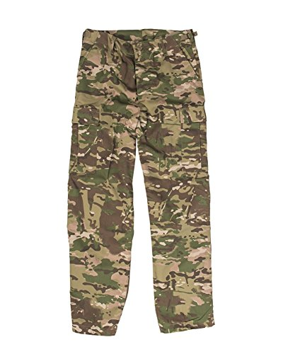 New Mens Camouflage Bdu Pants - 3