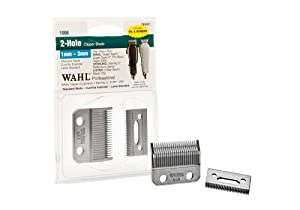 Wahl Professional 1mm – 3mm 2 Hold Clipper Blade # 1006 – Great for Professional Stylists and Barbers - Includes Oil and Screws