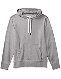 Amazon Brand - Amazon Essentials Men's Lightweight French Terry Hooded Sweatshirt