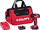Hilti 3536725 SFD 2-A Cordless Hammer Drill/Driver Kit Review