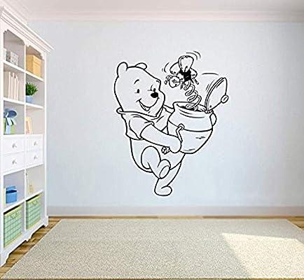 Amazon Com Surprise For Winnie Pooh Wall Mural Walt Disney