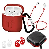 Best Pair With Cases - AirPods Case, Vitog AirPods Accessories Case Shockproof Protector Review