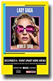 Lady Gaga Poster - 2017 Joanne Tour Promo 11 x 17