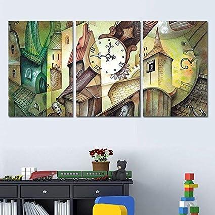 Momo Peintures Murales Européennes Et Américaines