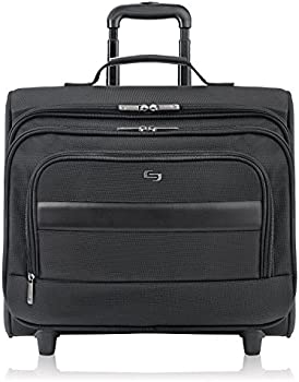 Solo Classic Rolling Case Overnighter