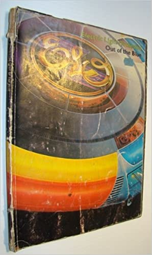Out of the Blue - ELO/Electric Light Orchestra Songbook: Sheet Music ...
