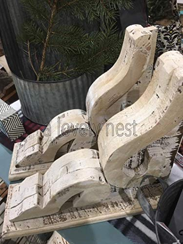 Wood Corbels Antique style