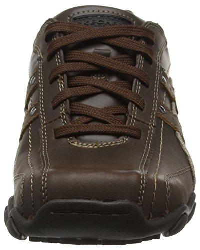Diameter Skechers nbsp;Blake Sneakers Herren Braun Brn UAOw41Aq