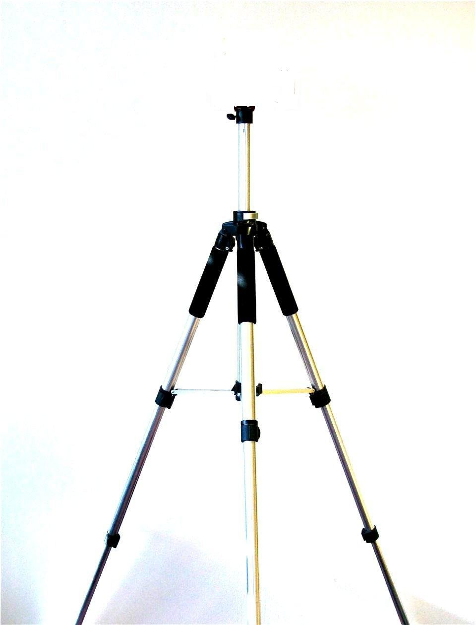 Pacific Laser Systems PLS Elevator Tripod with Adjustable Height to 9 Foot 6 Inch