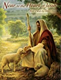 Near to the Heart of Jesus by Greg Olsen [ASN34610] Blank Note Card Assortment by Leanin' Tree - 12 cards featuring a full-color interior and colorful envelope