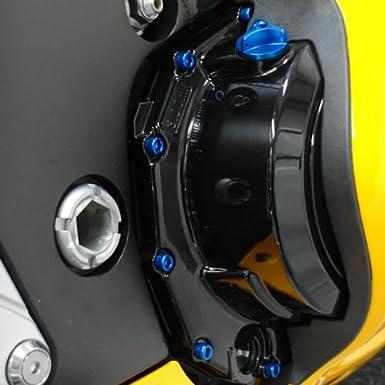 Pro-Bolt Aluminio Kit de Motor Kawasaki Ninja 250R Azul