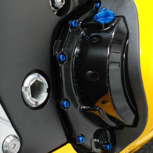 Aluminium Engine Kit MZ Scorpion Sport Blue by Pro Bolt (Image #2)