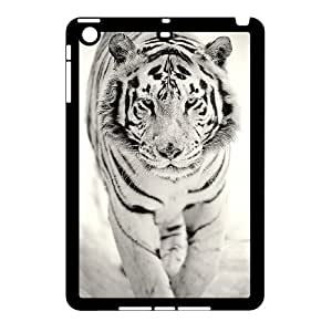 The king of beasts Tiger Hard Plastic phone Case Cover+Free keys stand For Ipad Mini Case ZDI041585
