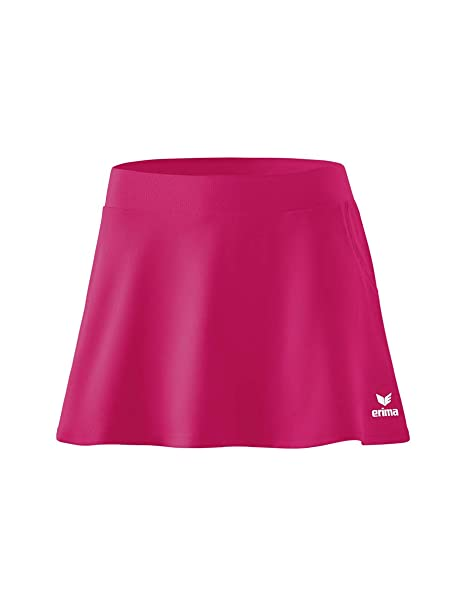 Erima GmbH Basic Falda De Tenis, Mujer: Amazon.es: Ropa y accesorios