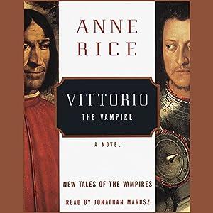 Vittorio the Vampire Audiobook