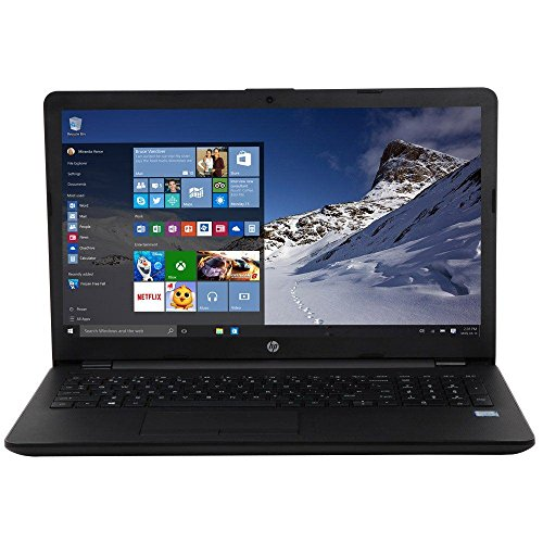 "Price comparison product image HP 250 G6 15.6"" Laptop Computer Intel Core i3-6006U Processor 2.0GHz; Microsoft Windows 10 Home; 8GB DDR4-2133 RAM; 1TB 5, 400RPM Hard Drive"