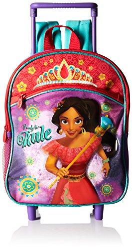 Disney Girls Elena Rolling Backpack