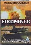 Firepower - Combat Vehiciles/Armour Force/Desert War Games DVD