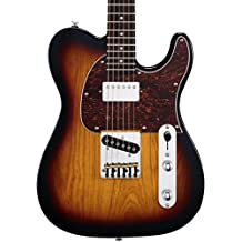 G&L Tribute ASAT Classic Bluesboy Electric Guitar 3-Color Sunburst Rosewood Fretboard