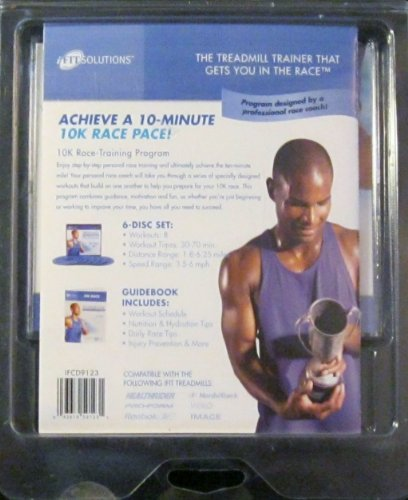 I Fit Solutions 10 K Race Train to Achieve A10 Minute Race Pace