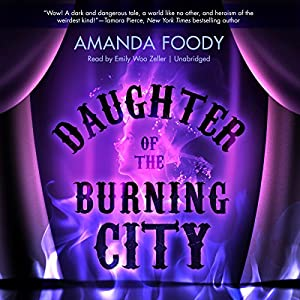 Daughter of the Burning City Audiobook