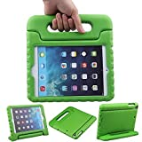 iPad Mini Case - TRELC Shockproof Case Convertible Light Weight EVA Protection Cover with Handle Stand for Apple iPad Mini 3 Mini 2 Mini 1 (Green)