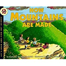 How Mountains are Made (Let's Read-And-Find-Out Science (Paperback)) (Paperback) - Common