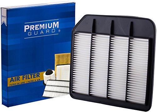 Premium Guard Air Filter PA9943 | Fits 2013-2011 Infiniti QX56, 2017-2014 Infiniti QX80, 2018-2017 Nissan Armada