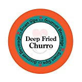 k cups for 2 0 keurig - Smart Sips, Deep Fried Churro Gourmet Flavored Coffee, 24 Count, Compatible With All Keurig K-cup Machines