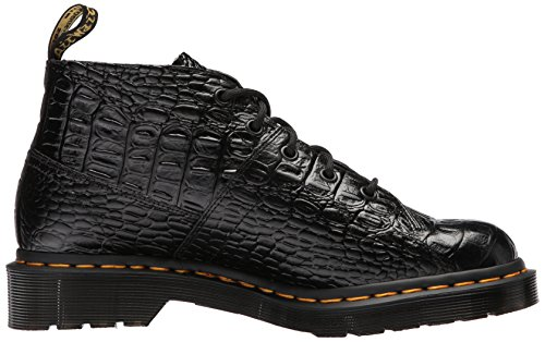 Women's Boot Dr Croc Ankle Church Black Martens 1wqOq5nH6