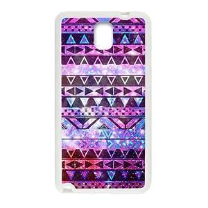 Galaxia azteca femenina Phone Case for Samsung Galaxy Note3 Case by Maris's Diary