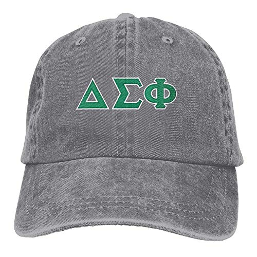 MNBHat Delta Sigma Phi Adjustable Cotton -