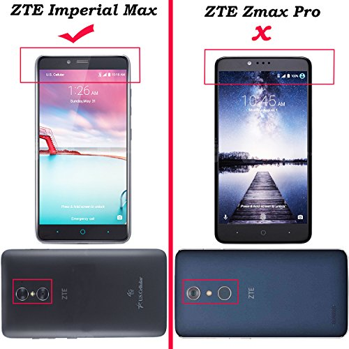 zte imperial max root the phone model