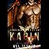 Kadin: A Scifi Alien Romance (Dragons of Riddich Book 1)