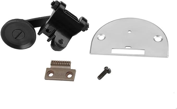 Prensatelas para máquina de coser, rodillo de plato de pie para alimentar piezas de costura, prensatelas de rodillo duradero.: Amazon.es: Hogar