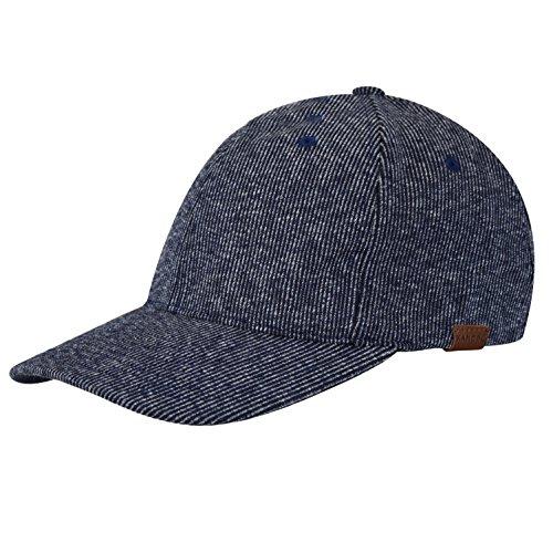 Kangol Pattern Flexfit Baseball Hat, Waffle Marl, Small/Medium
