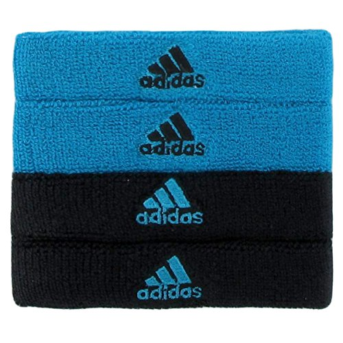 3/4 Sleeve Band (adidas Interval 3/4-Inch Bicep Band, Solar Blue/Black, One Size)