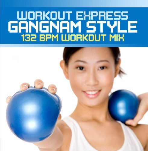 Gangnam Style (132 BPM Workout Mix)