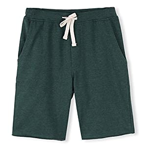 HETHCODE Mens Casual Athletic Fit Vintage Active Sports Jogger Gym Pocket Short