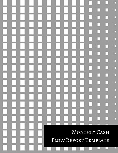 Download Monthly Cash Flow Report Template pdf epub