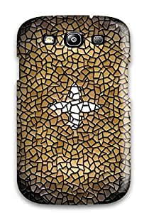 Galaxy S3 YY-ONE Amazing Galactic Star Mozaic Case - Eco-friendly Packaging
